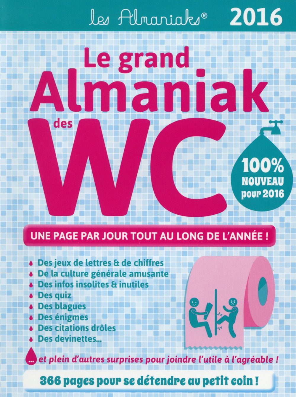 LE GRAND ALMANIAK DES WC 2016